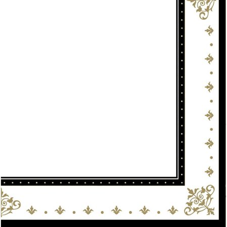 50th Anniversary 'Stafford Gold' Small Napkins (36ct)](Party City Stafford)