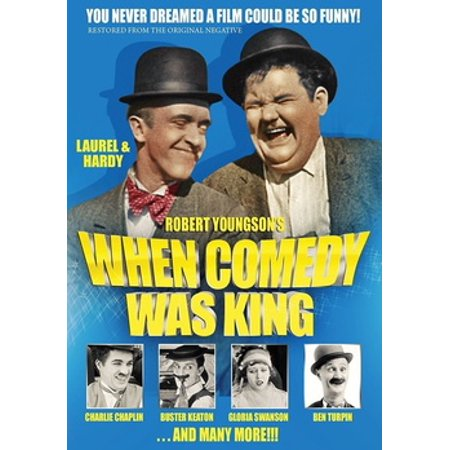 When Comedy Was King (DVD) (When Was Halloween Established)