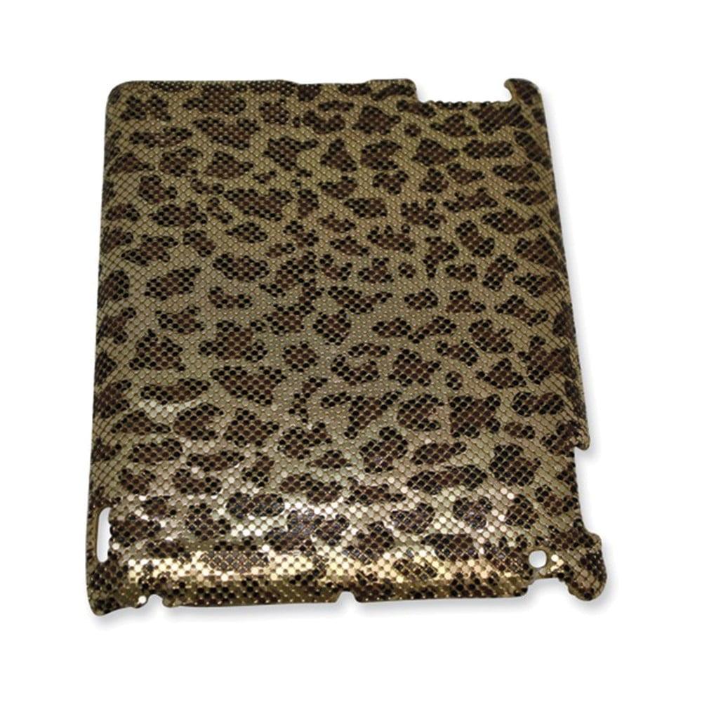 Leopard Sequin iPad Cover