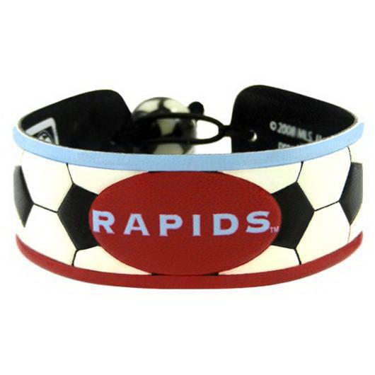 Gamewear Colorado Rapids Classic Soccer Bracelet