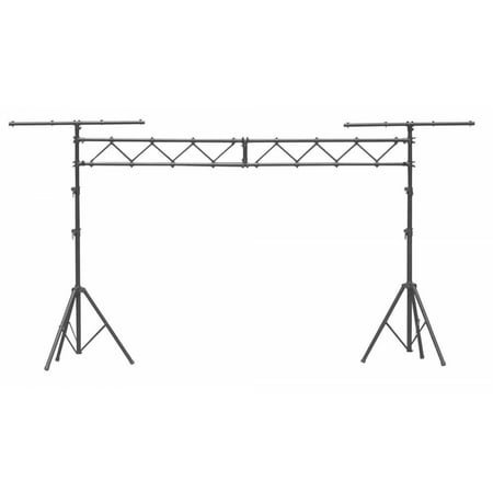 On-Stage LS7730 Lighting Stand w/ Truss (On Stage Stands Ls7730 Lighting Stand With Truss)