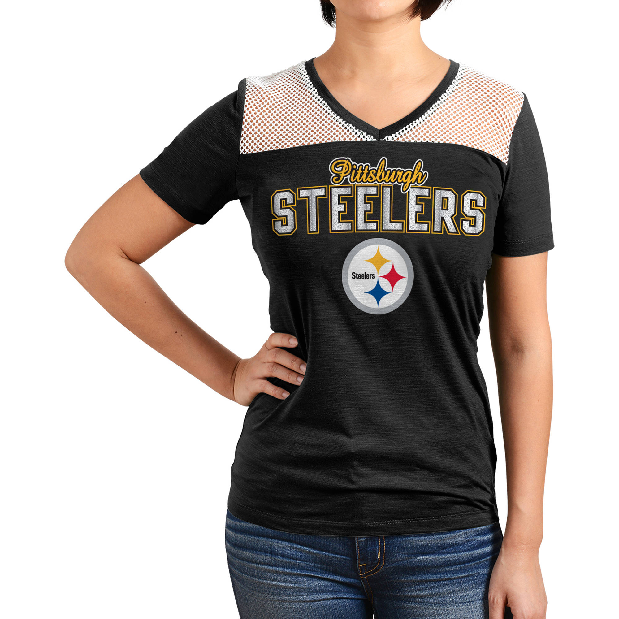 NFL Pittsburgh Steelers Juniors Graphic Tee