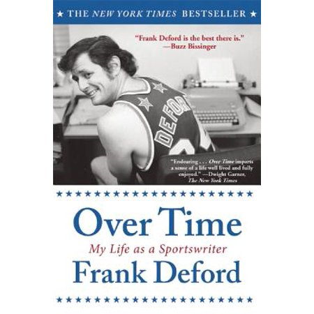 Over Time : My Life as a Sportswriter (Over Time My Life As A Sportswriter)