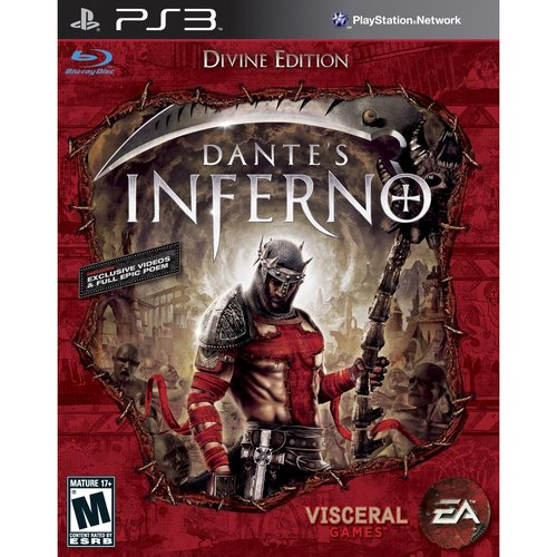 Electronic Arts, Inc Dante's Inferno: Divine Edition  -  Playstation 3
