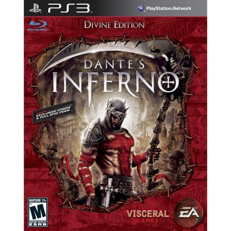 Dante's Inferno (PlayStation 3) (Best Ps3 Horror Games)