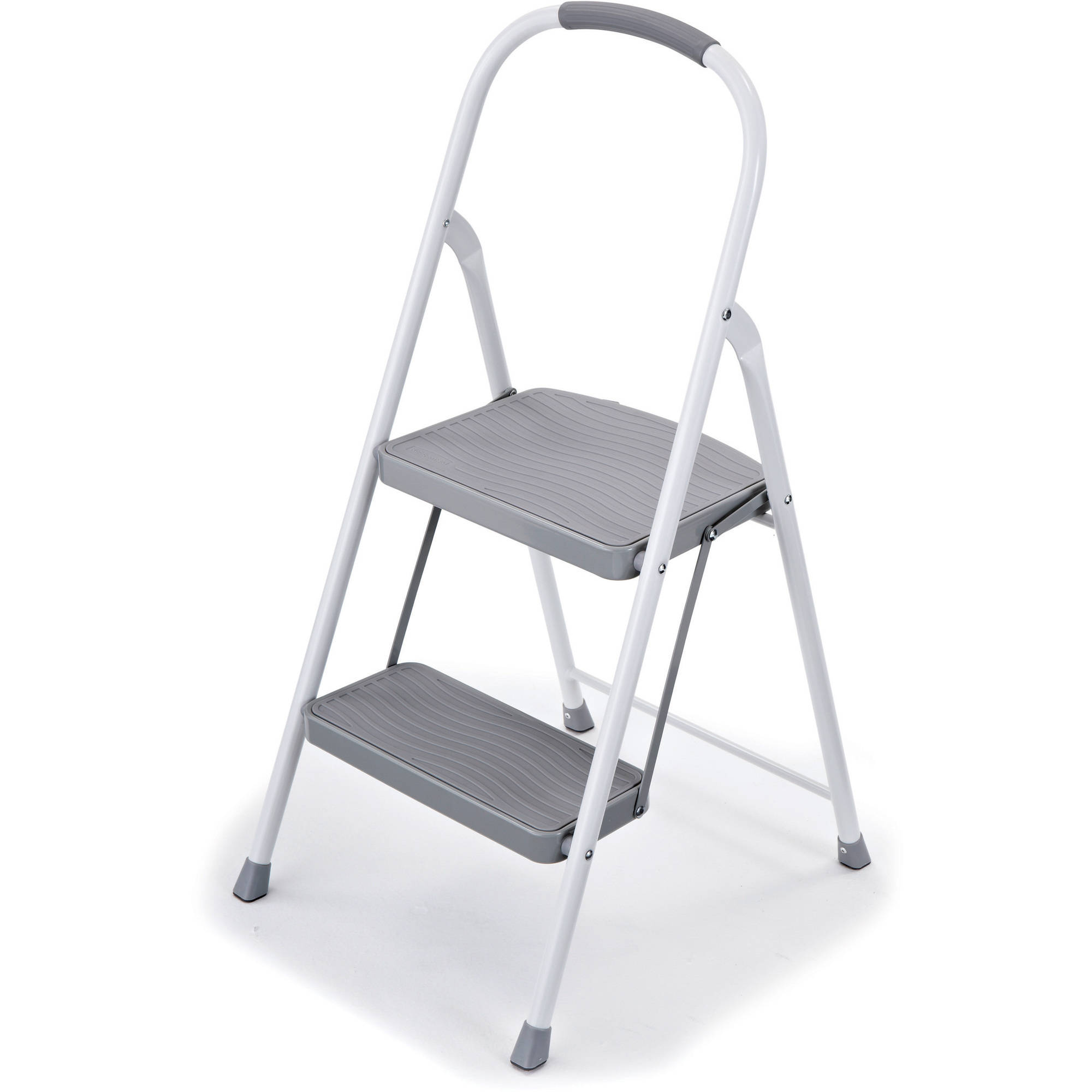 Superb Rubbermaid 2 Step Steel Step Stool Creativecarmelina Interior Chair Design Creativecarmelinacom