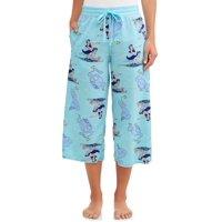 Disney Women's and Women's Plus License Pant Aladdin
