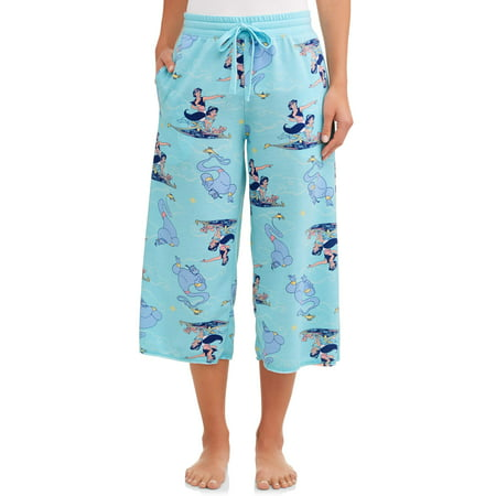 Disney Women's and Women's Plus License Pant Aladdin](Female Disney Characters)