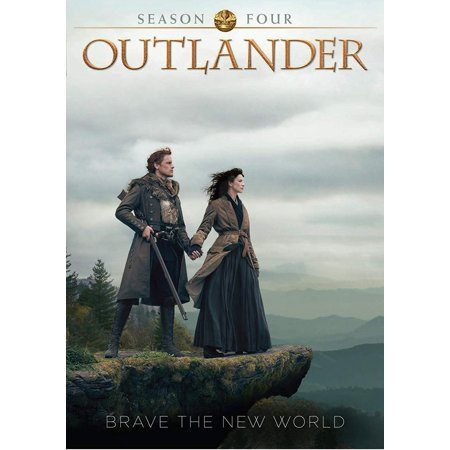 Outlander Staffel 4 Dvd