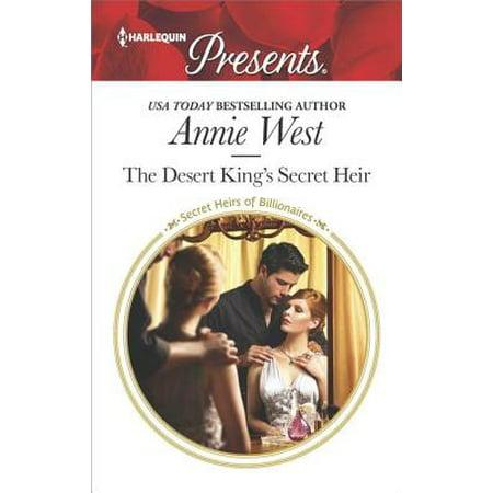 The Desert King's Secret Heir - eBook