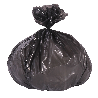 MyOfficeInnovations Trash bags 40-50 gal 40x48 High Dens 16 Mic Natural 10 RL//CT