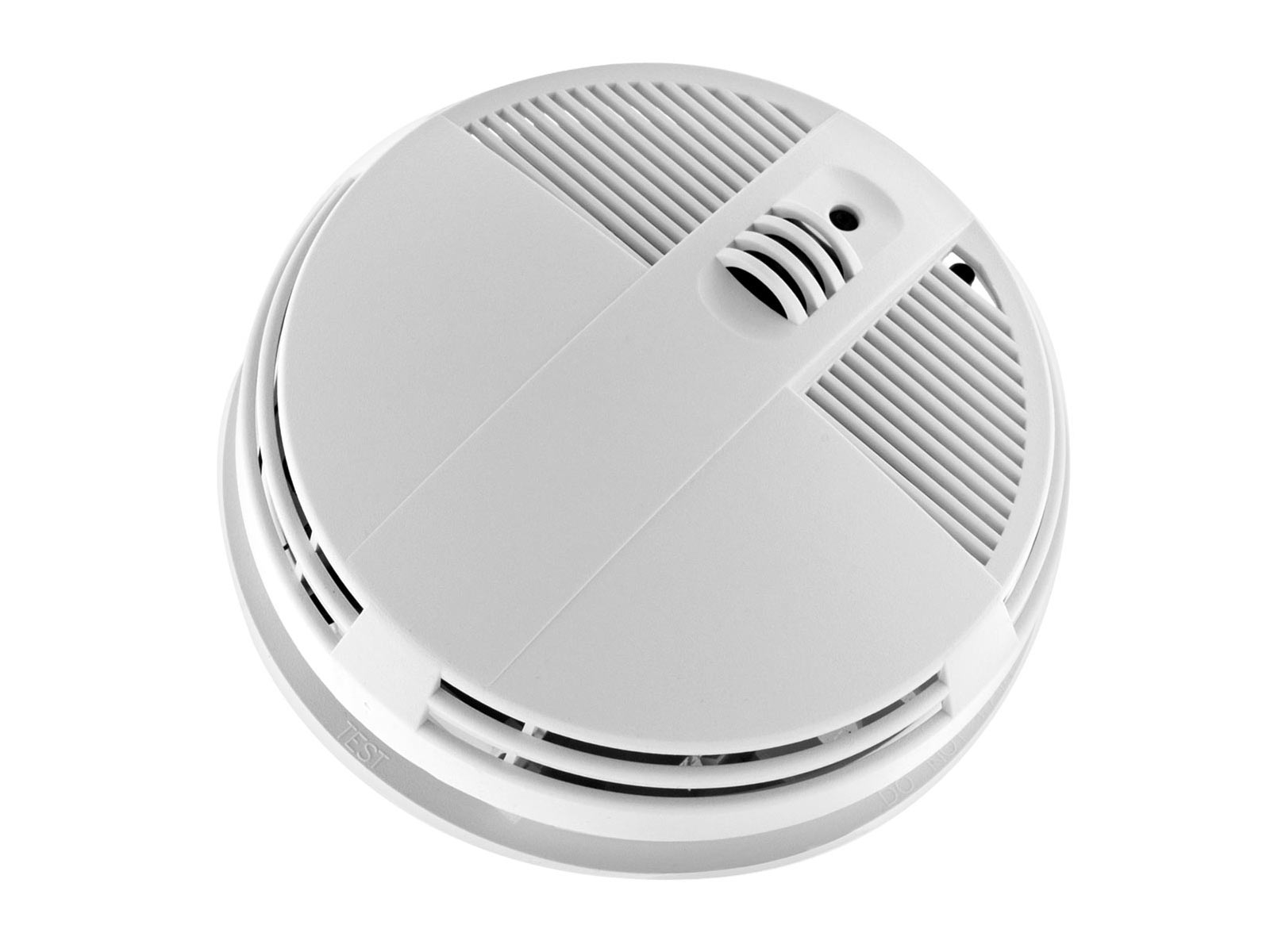KJB Security Smoke Detector HD 720p Covert Camera DVR (Side View) by KJB Security