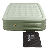 Coleman Double-High SupportRest Air Mattress for Indoor or Outdoor Use