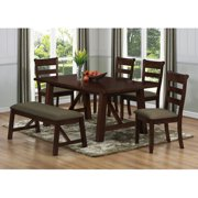 Milton Green Star Valencia Solid Wood Dining Table