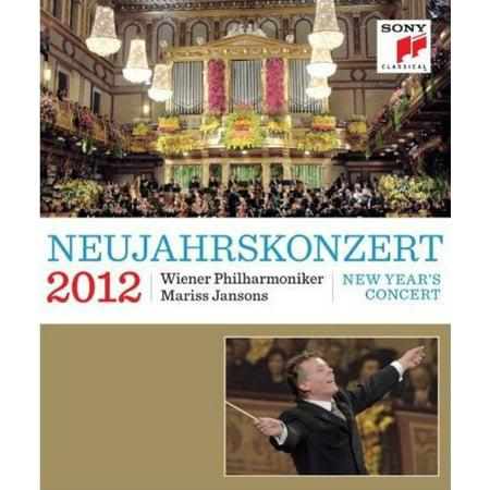 Neujahrskonzert: New Year's Concert 2012 (Blu-Ray) (Blu-ray)