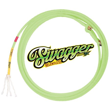 Cactus Ropes  Swagger Relentless 4 Strand Head Rope with CoreTX