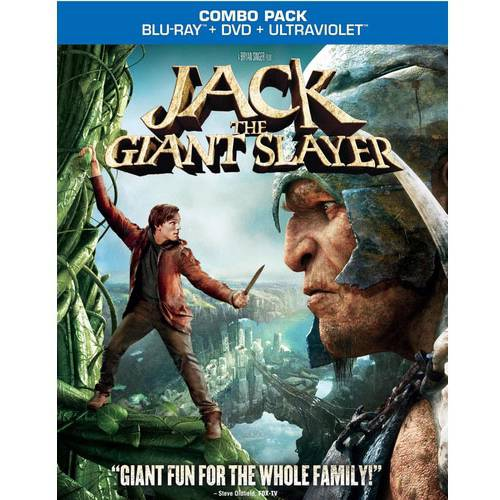 Jack The Giant Slayer (Blu-ray + Digital HD With UltraViolet) (Walmart Exclusive) (With INSTAWATCH)