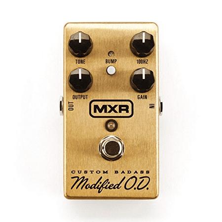 - Dunlop M77 MXR Custom Badass Modified Overdrive Pedal