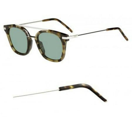 Sunglasses Fendi 224 /S 02IK Havana Gold / QT green lens