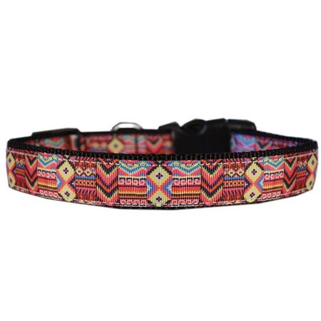 Mirage Pet 125-284 CT Southwestern Wonder Nylon Cat Safety Collar