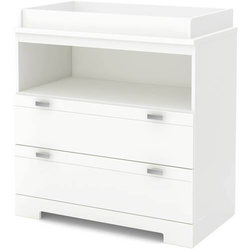 South Shore Reevo Changing Table with Storage, Multiple Finishes by South Shore Furniture