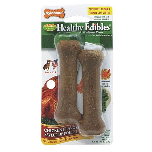 CENTRAL - TFH PUBLICATIONS NYLABONE HEALTHY EDIBLES BBQ CHICKEN USA - SOUPER