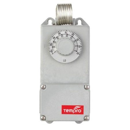 Tempro TP518 Line Voltage -30 To 110 Degree F Polymeric Housing Isolated SPDT Thermostat
