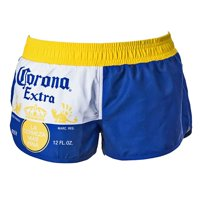 3d025c6a2f6c4 Product Image Corona Beer Women s Board Shorts Cover Up Beach Booty Running  Trunks ...