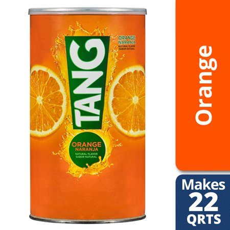 Tang Drink Powder, Orange, Caffeine Free, 72 oz (Best Green Drink Powder 2019)