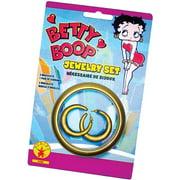Betty Boop Jewelry Set Adult Halloween Accessory