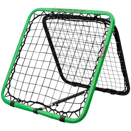Crazy Catch - Sports Training, Upstart Regular 2.0 Rebounder Net, for use with Baseball, Softball, Tennis and more