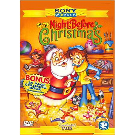 Enchanted Tales: The Night Before Christmas