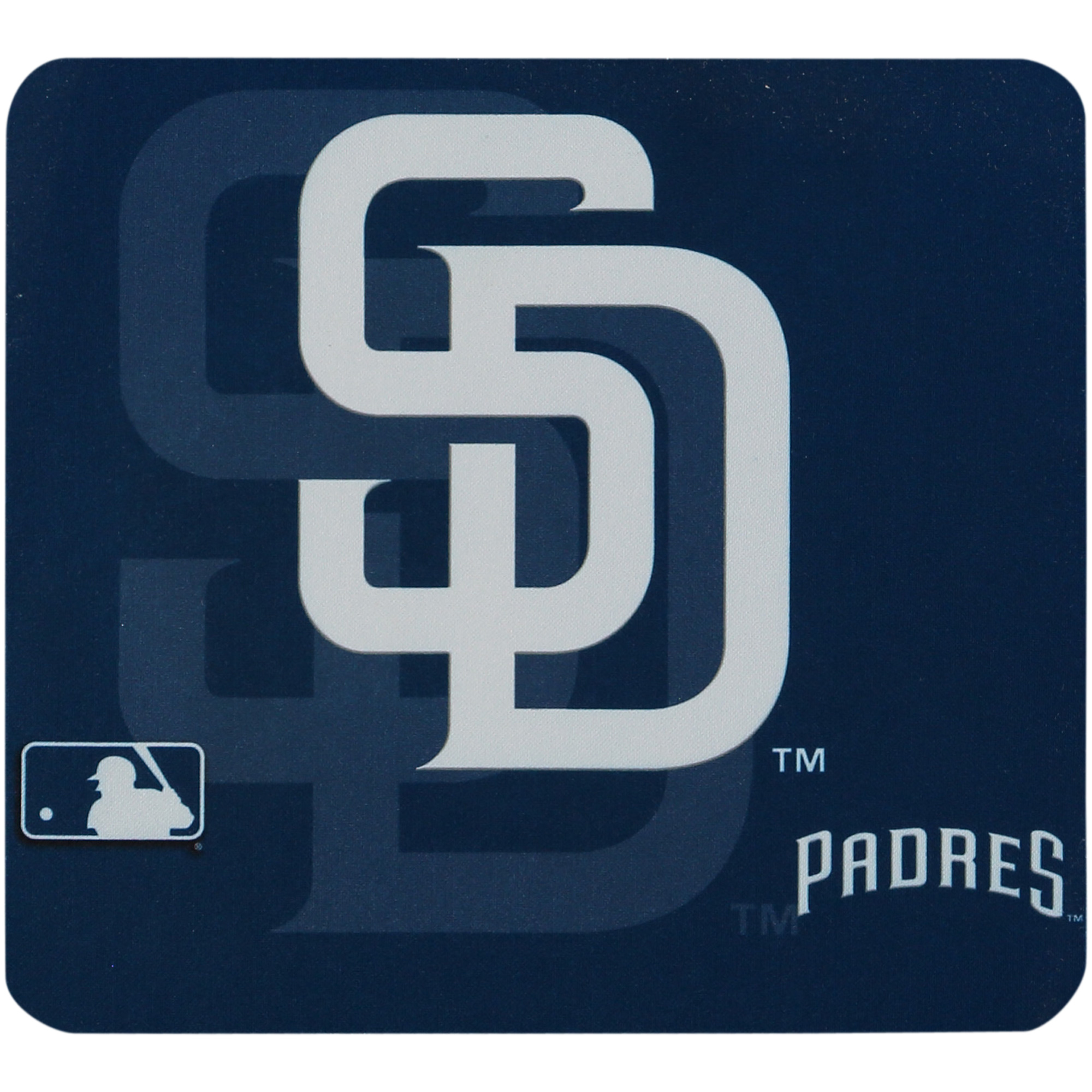 San Diego Padres 3D Mouse Pad - No Size