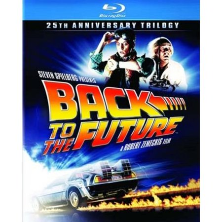Back To The Future Trilogy  Blu Ray   Widescreen
