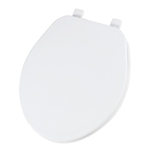 bemis 70 plastic round toilet seat available in various colors