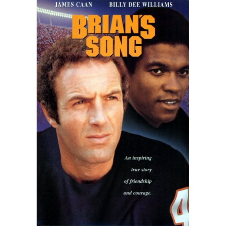 Brian's Song (1971) 27x40 Movie Poster - Happy Halloween Birthday Song