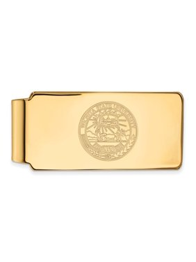 Wichita State Money Clip Crest (10k Yellow Gold)