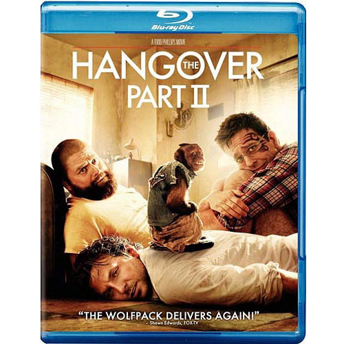 Warner Brothers Hangover Part Ii, The Bd Std Ws Excl