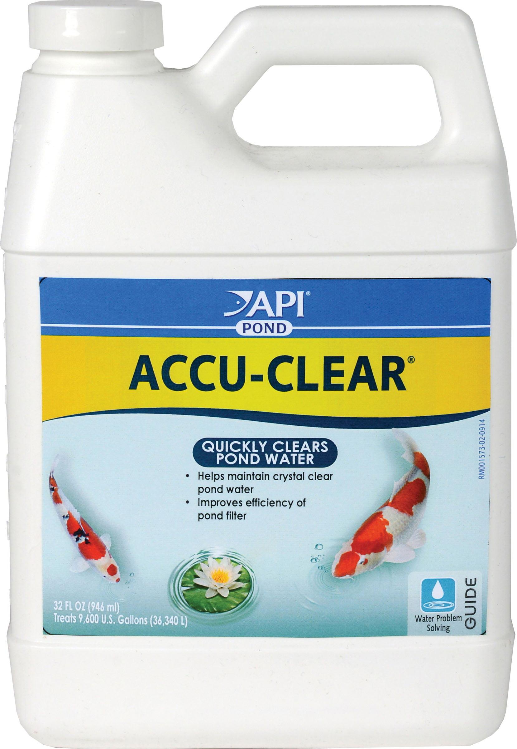 Pondcare 142G 32 Oz Accu-Clear Pond Clarifier by Mars Fishcare North America