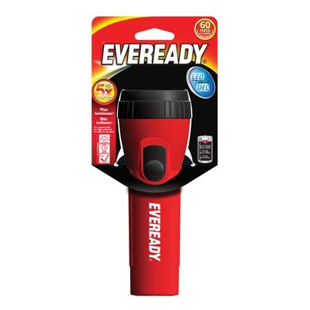 Eveready Led Economy Flashlight  8X Long Run Time  Rdbe L15hs