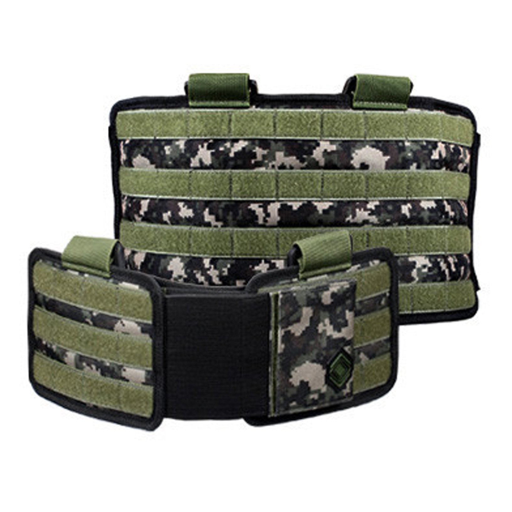 NXE Extraktion Base Paintball Harness Digi Camo by