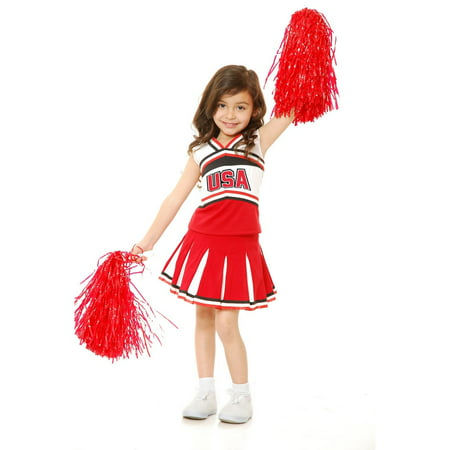 Halloween USA Girl's Costume](Halloween W Usa)