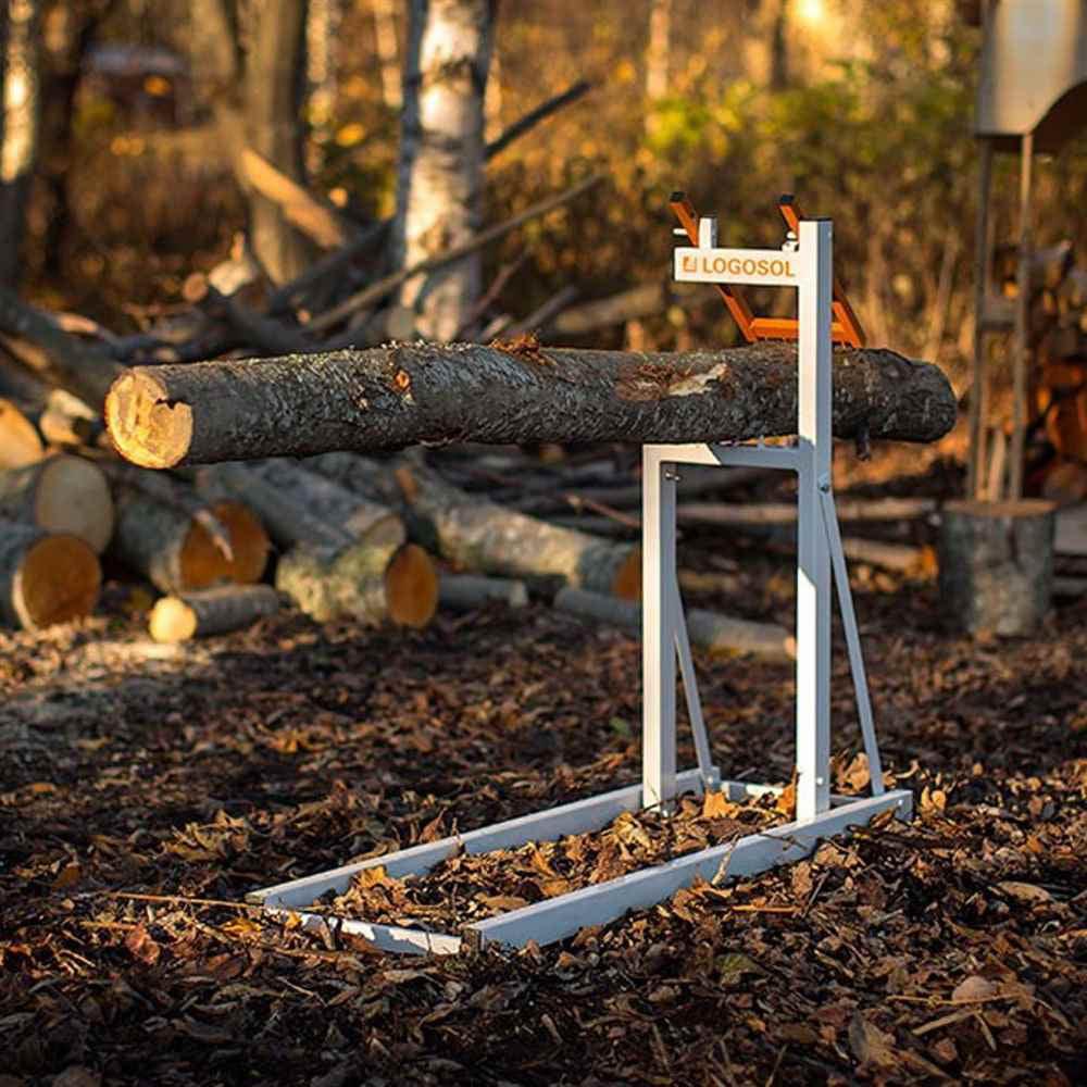 Smart-Holder Saw Horse/Wood Holder