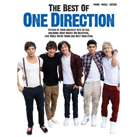 The Best of One Direction (PVG) - eBook