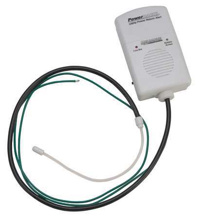 RELIANCE THP108 Alert Monitor,For Transfer Switch