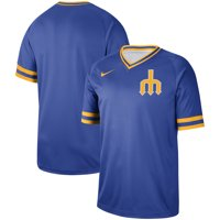f94d6145f87 Product Image Seattle Mariners Nike Cooperstown Collection Legend V-Neck  Jersey - Royal