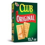 Kellogg's Club Light Flaky Butter Original Snack Crackers 13.7 oz.