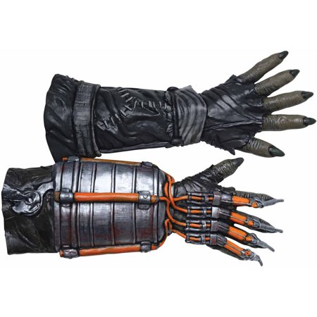Scarecrow From Batman Costume (Scarecrow Gloves Adult)