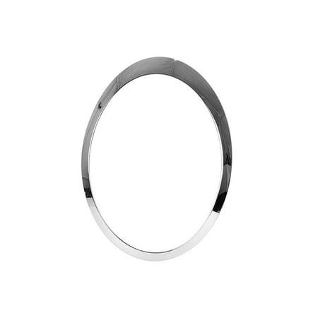 Chrome Headlight Ring Trim Left Driver Side Bezel For Mini Cooper 2007-2015