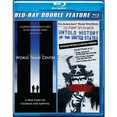 World Trade Center / Untold History Of The United States: Chapters 8-10 (Blu-ray) (Widescreen)